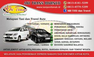 taxi dan travel pontianak ketapang