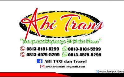 travel dan taxi pontianak bengkayang