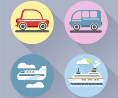 four-different-transports